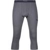 Bergans Akeleie 3/4 Tights Men Solid Grey/Night Blue